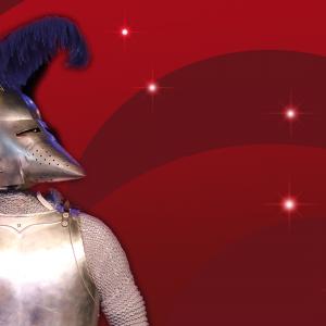 Ritter Rüdiger in der Sternengrotte